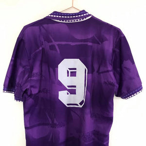 1994-95 Fiorentina home football shirt M #9 Batistuta - Football Shirt Collective