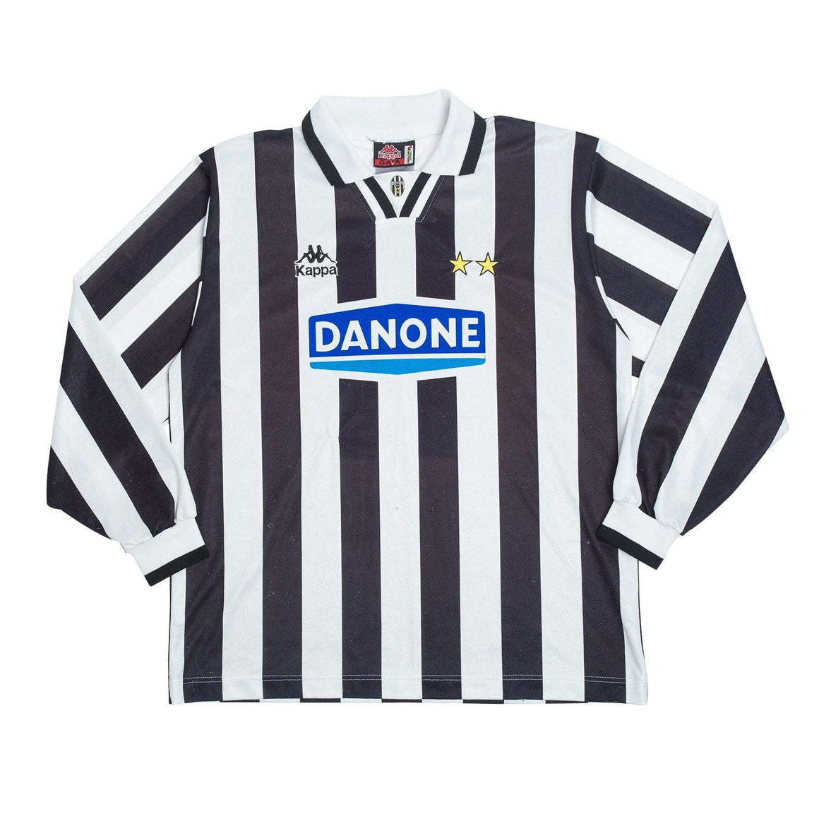 1994-95 Juventus home shirt long sleeve L - Football Shirt Collective