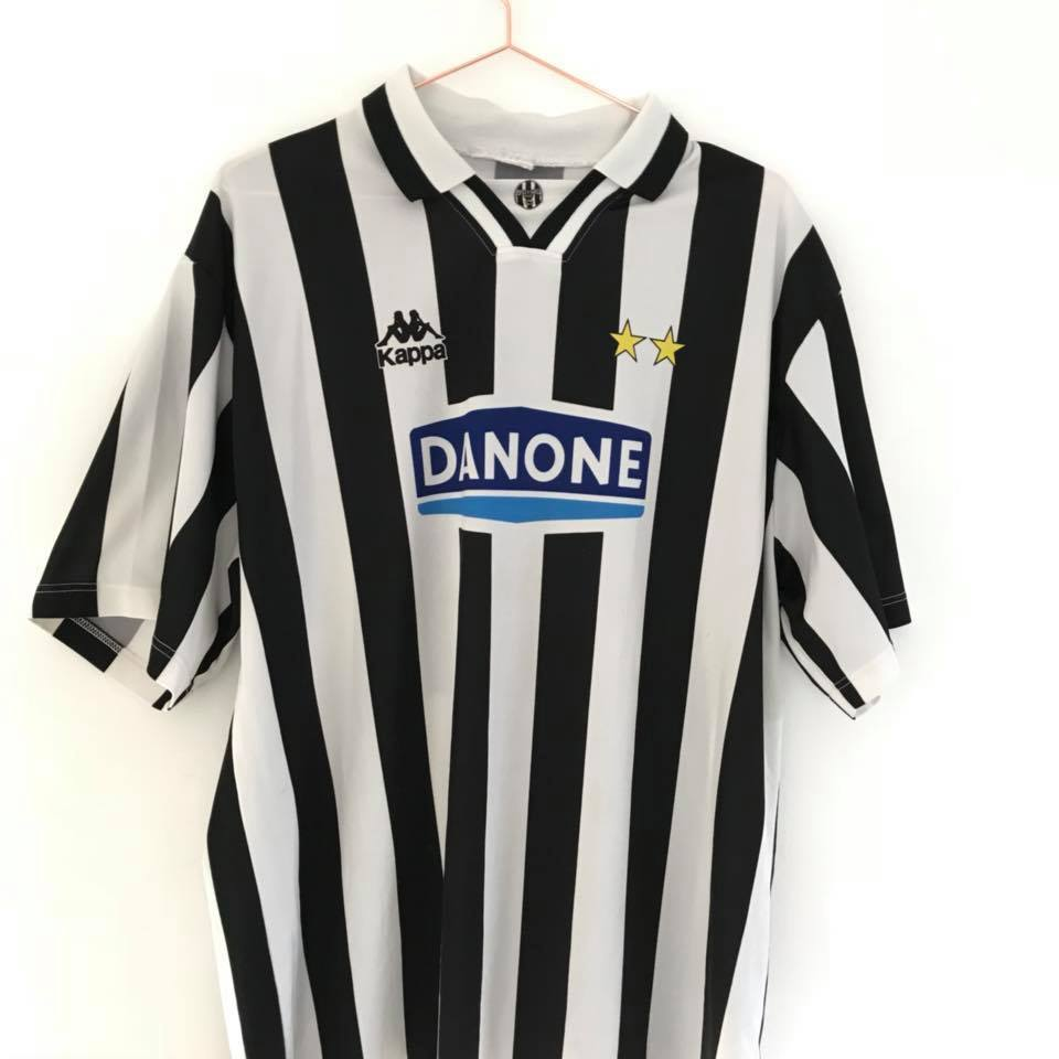 1994-95 Juventus home shirt XL - Football Shirt Collective
