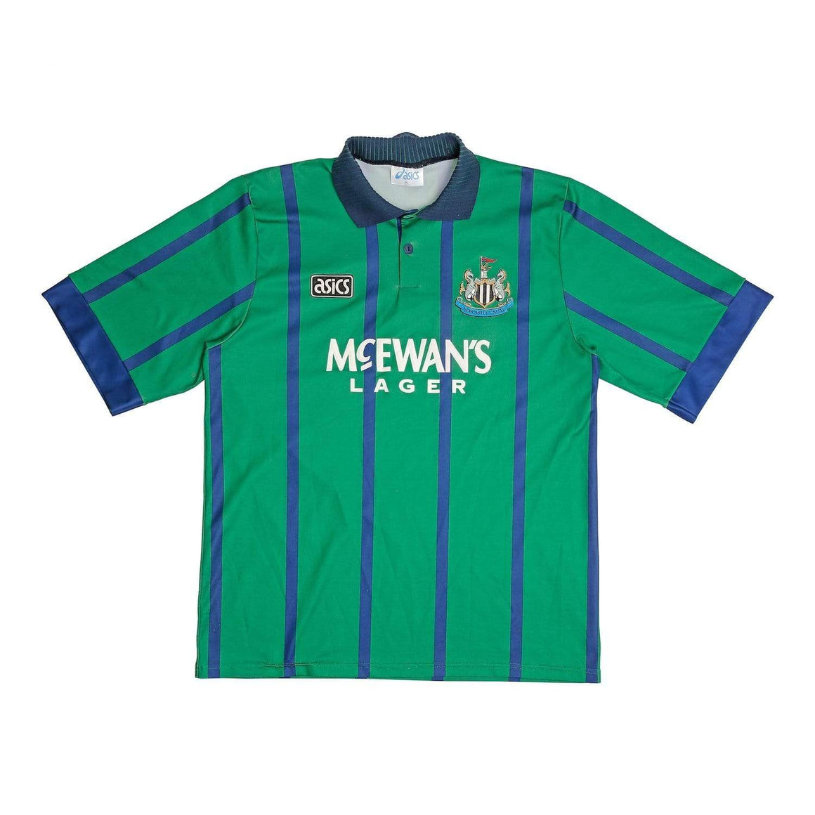 1994-95 Newcastle Third Football Shirt S Excellent - Football Shirt Collective