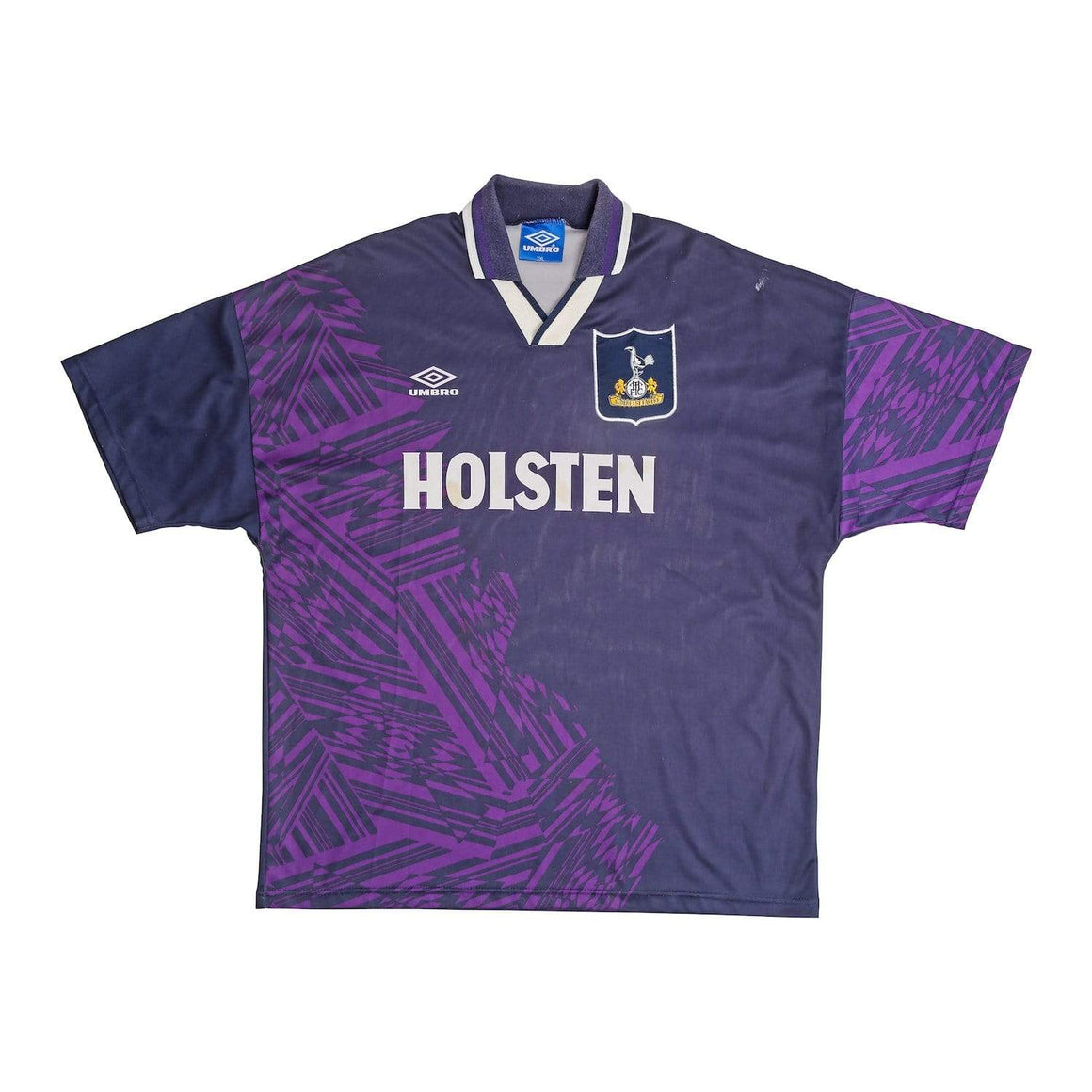 1994-95 Tottenham Hotspur away shirt (Excellent) XXL - Football Shirt Collective
