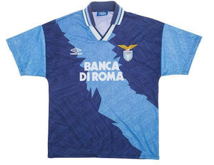 Football Shirt Collective 1994-96 Lazio away shirt M Excellent