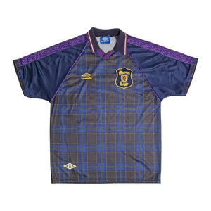 1994-96 Scotland home football shirt XL (Excellent) - Football Shirt Collective