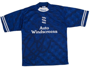 1995-96 Birmingham City Home Shirt L Excellent - Football Shirt Collective