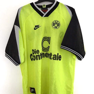 1995-96 Borussia Dortmund home shirt XL - Football Shirt Collective