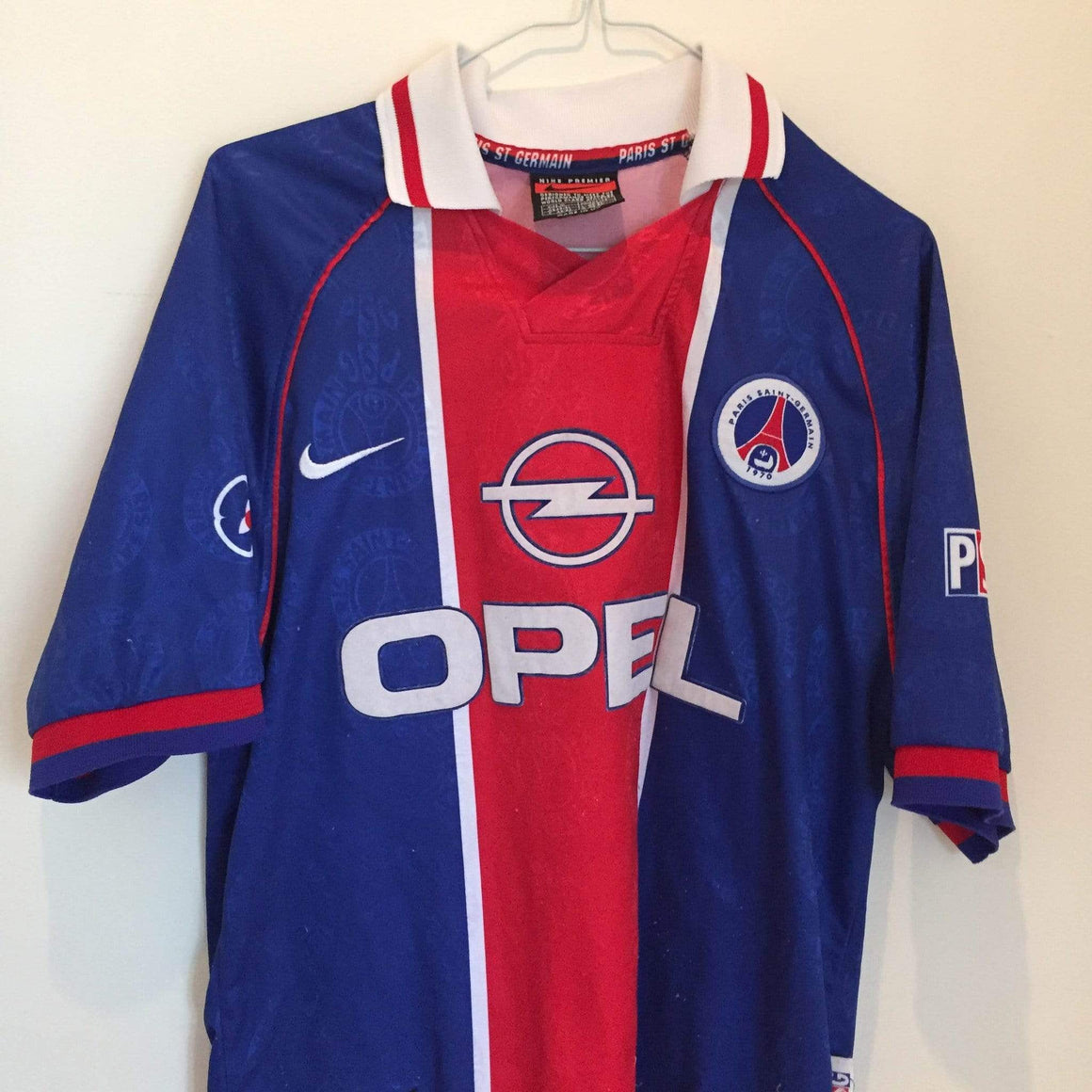 1995-96 PSG home football shirt M - Football Shirt Collective