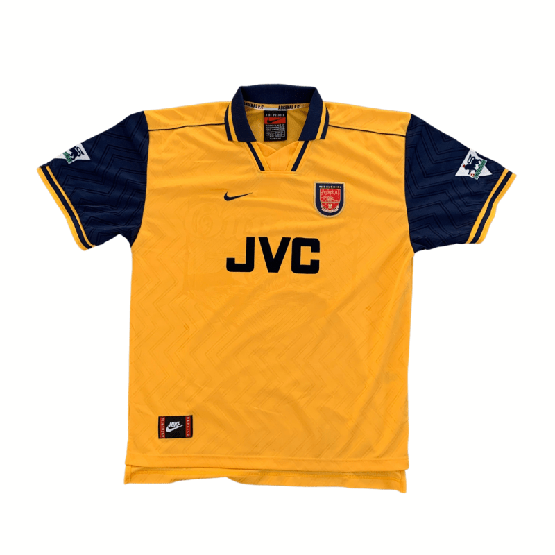 Football Shirt Collective 1995-97 Arsenal away shirt XL (Mint)