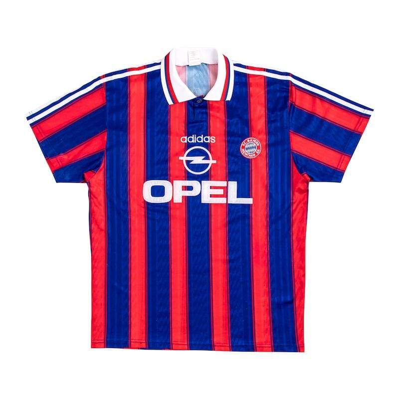 Football Shirt Collective 1995-97 Bayern Munich home shirt L (Mint)