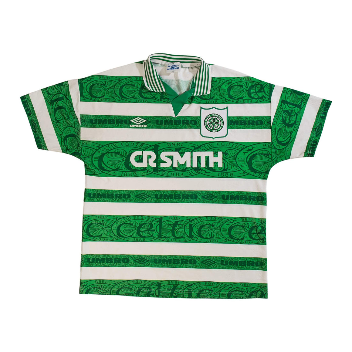 Football Shirt Collective 1995-97 Celtic Home Shirt (Excellent) XL