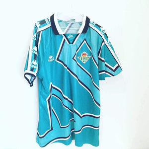 Football Shirt Collective 1995-97 Real Betis Away Football Shirt XXL