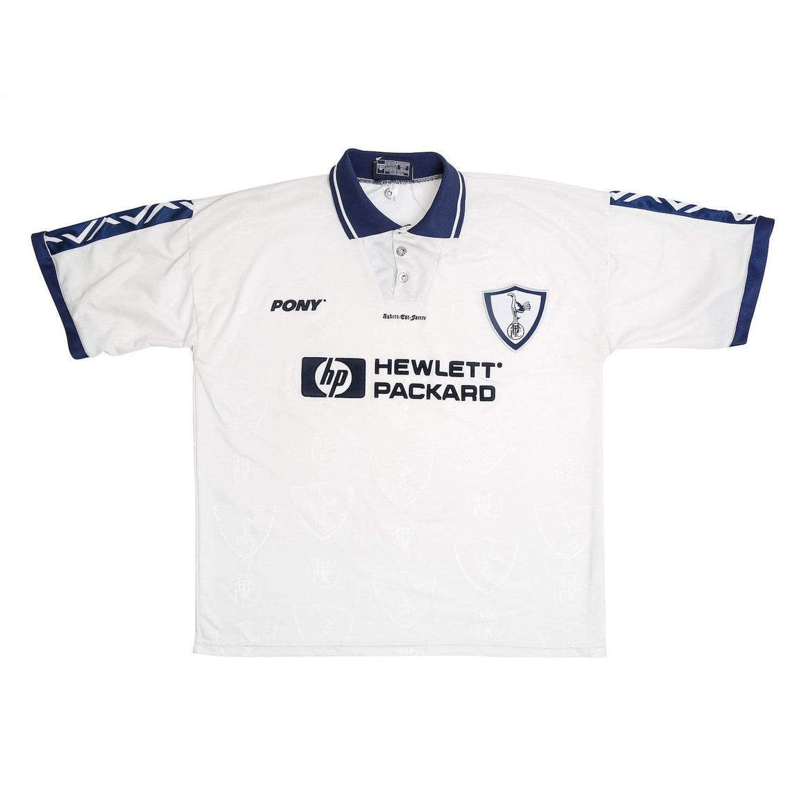 1995-97 Tottenham Home Shirt (Good) XL - Football Shirt Collective