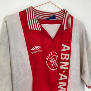 1996-97 Ajax Home Shirt L Very good - Football Shirt Collective