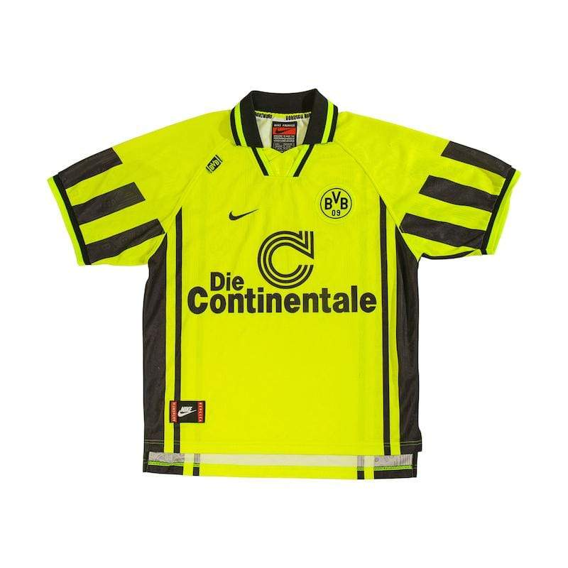 Football Shirt Collective 1996-97 Borussia Dortmund home shirt L (Very good)