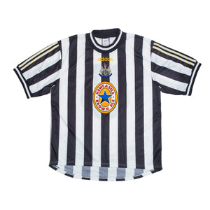 Football Shirt Collective 1997-1999 Newcastle United Home Shirt XL Excellent