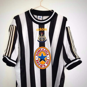 1997-1999 Newcastle United Home Shirt XL Excellent - Football Shirt Collective