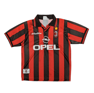Football Shirt Collective 1997-98 AC Milan home shirt S