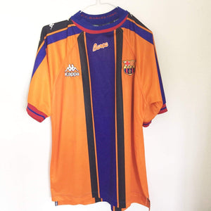 1997-98 Barcelona Away Shirt L - Football Shirt Collective