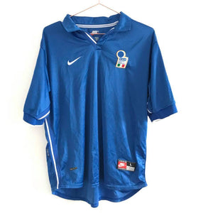 1997-98 Italy home shirt L Excellent - Football Shirt Collective