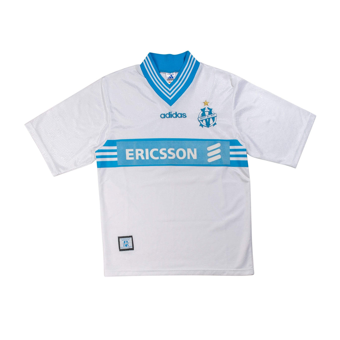 Football Shirt Collective 1997-98 Marseille home football shirt S (Excellent)