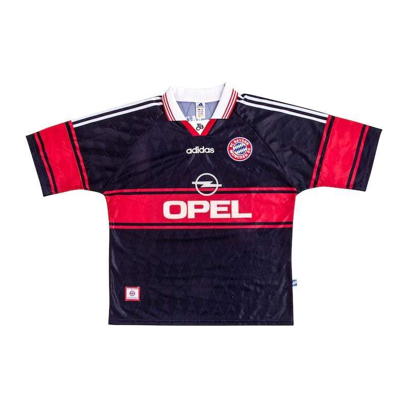 Football Shirt Collective 1997-99 Bayern Munich away shirt XL (Excellent)