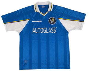 1997-99 Chelsea home XL Excellent - Football Shirt Collective