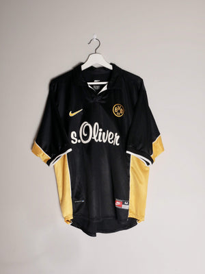 Football Shirt Collective 1998-00 Borussia Dortmund away shirt M (Excellent)