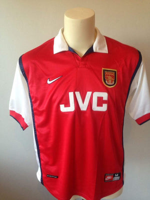 Football Shirt Collective 1998-99 Arsenal Home Shirt M Adams 6 (Mint)