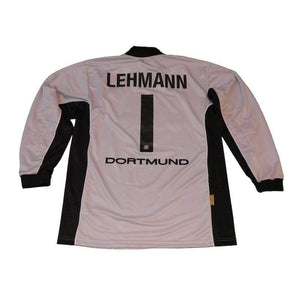 Football Shirt Collective 1998-99 Borussia Dortmund goalie shirt L (Excellent)