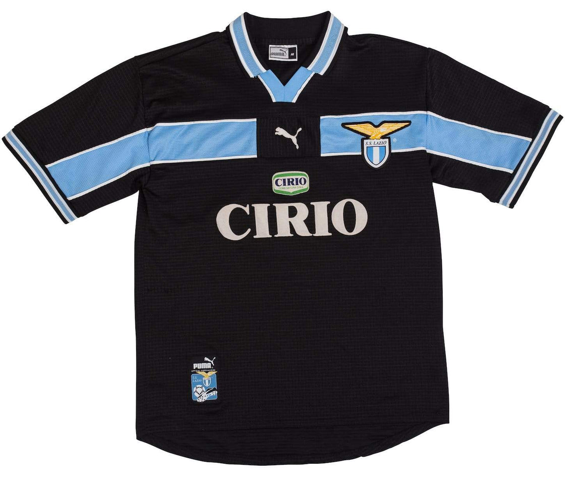 Football Shirt Collective 1998-99 Lazio Away Shirt (Excellent) M
