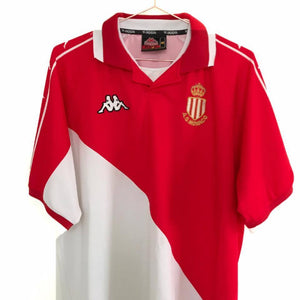 Football Shirt Collective 1998-99 Monaco home football shirt XL