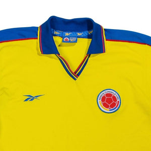Football Shirt Collective 1998 Columbia home football shirt (Very good)