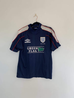 1998 England training football shirt L Excellent - Football Shirt Collective
