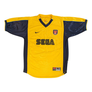 Football Shirt Collective 1999-01 Arsenal away shirt Y (Excellent)