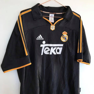 Football Shirt Collective 1999-01 Real Madrid home football shirt M (Excellent)