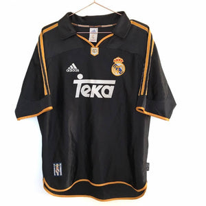 1999-01 Real Madrid home football shirt M (Excellent) - Football Shirt Collective