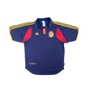 1999-02 Spain Away Shirt (Excellent) M - Football Shirt Collective