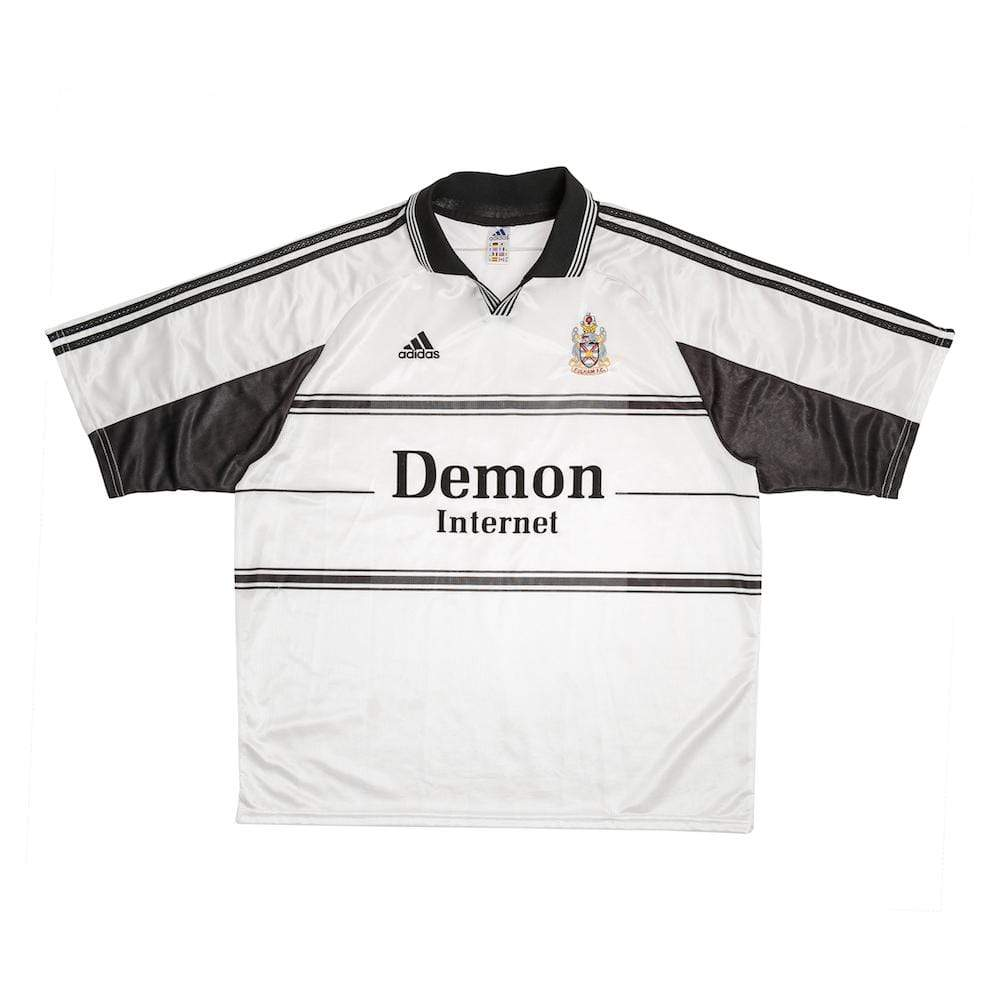 Football Shirt Collective 1999-2001 Fulham home shirt XXL (Excellent)