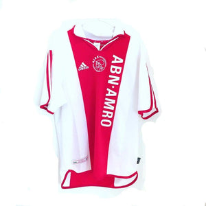 2000-01 Ajax home football shirt L Excellent - Football Shirt Collective