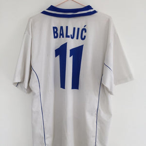 2000-01 Bosnia and Herzegovina football shirt 11 Baljic - Football Shirt Collective