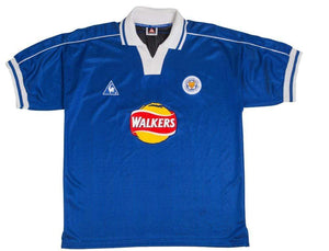 2000-01 Leicester City Home XL - Football Shirt Collective