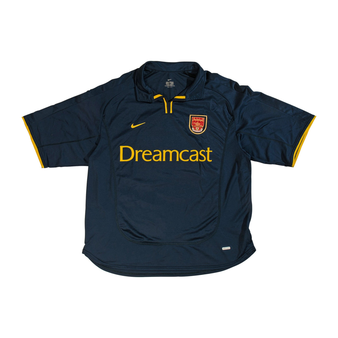 Football Shirt Collective 2000-02 Arsenal third shirt XL (Mint)