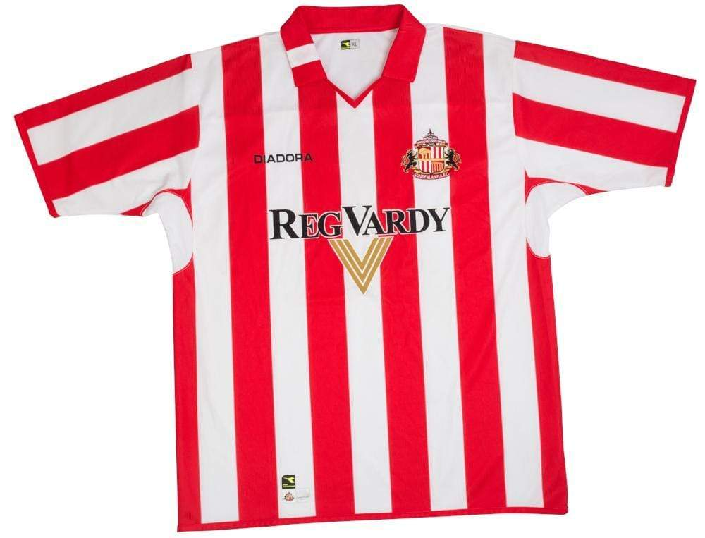 2000-02 Sunderland Home shirt XL (Excellent) - Football Shirt Collective
