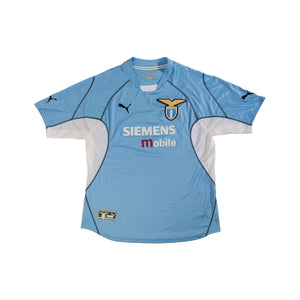 Football Shirt Collective 2001-02 Lazio home shirt Medium (Excellent)