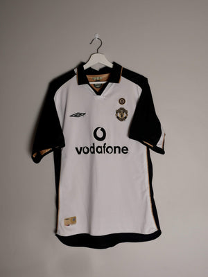 Football Shirt Collective 2001-02 Manchester United 3rd shirt L (Very good)