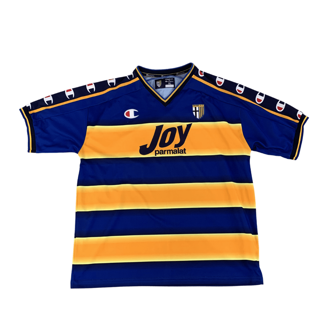 Football Shirt Collective 2001-02 Parma home shirt XL