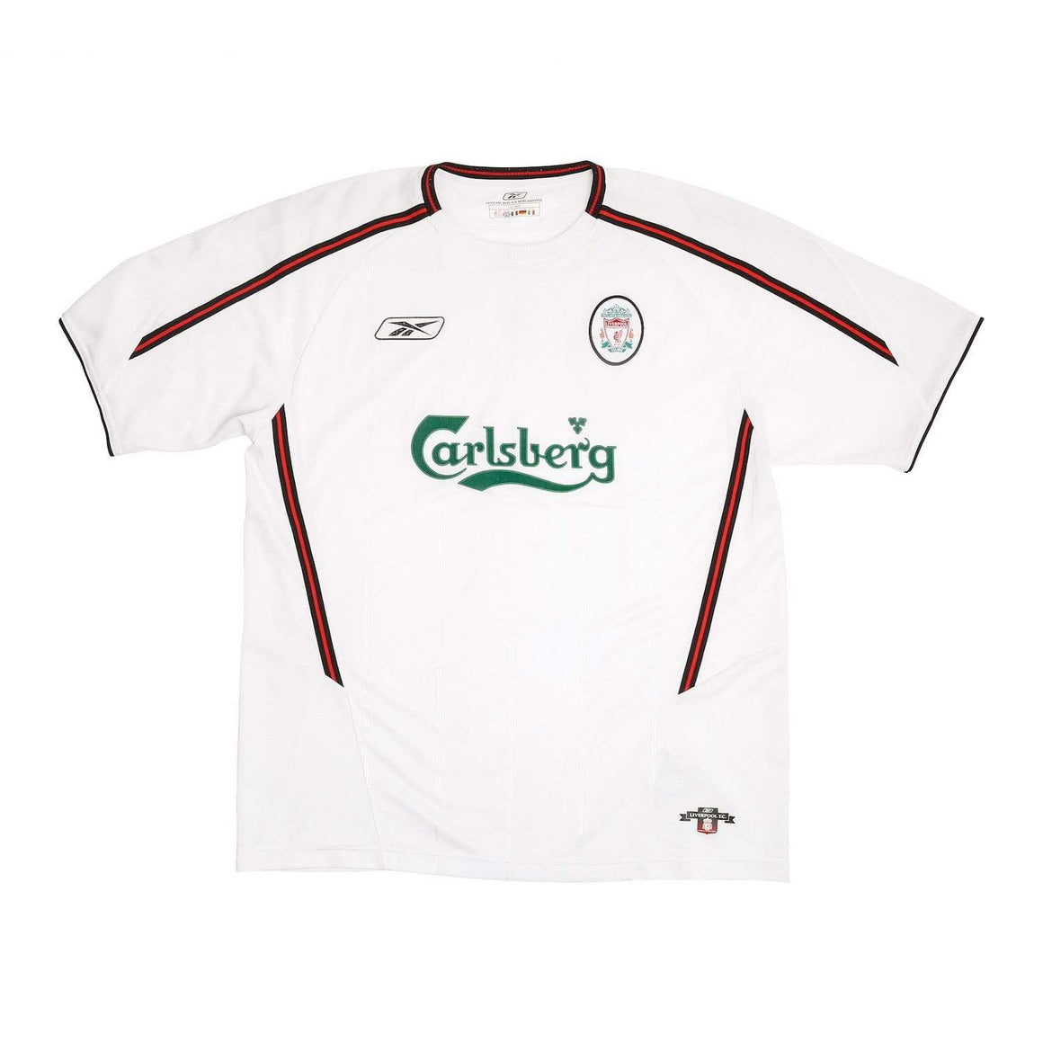 2002-03 Liverpool away football shirt L (Excellent) - Football Shirt Collective