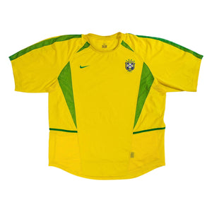 Football Shirt Collective 2002-04 Brazil shirt XL Excellent