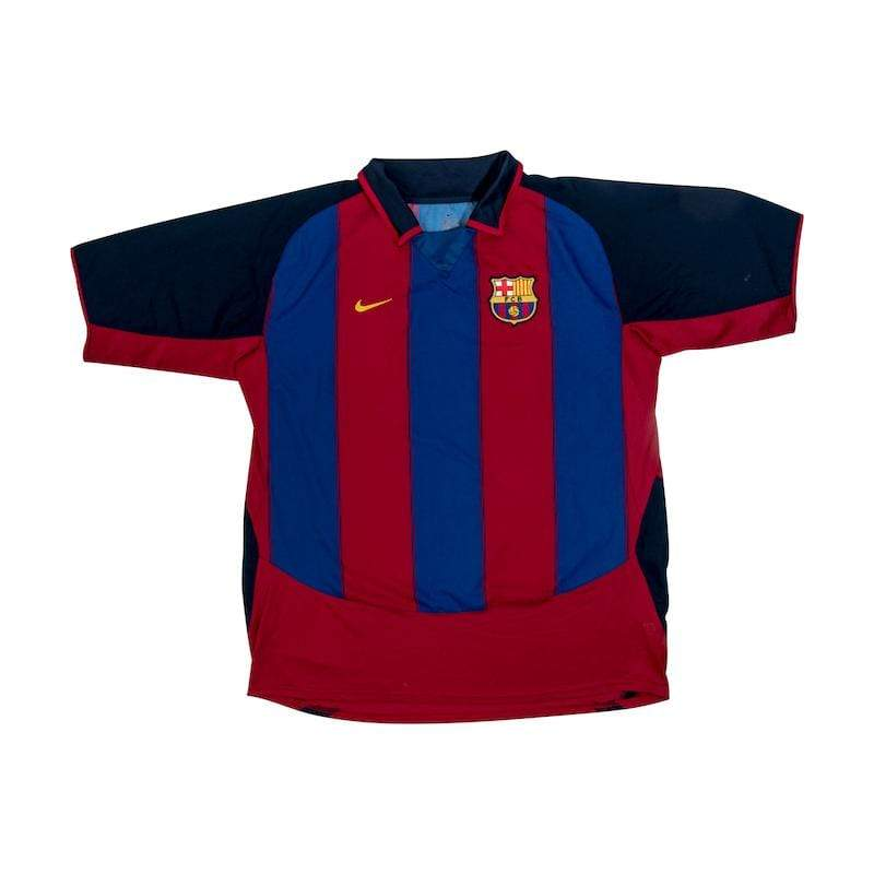 Football Shirt Collective 2003-04 Barcelona home shirt XL Excellent