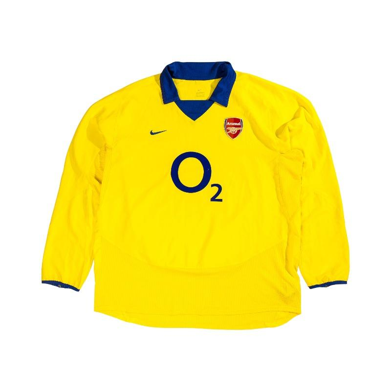 Football Shirt Collective 2003-05 Arsenal Away LS Shirt (Excellent) XXL