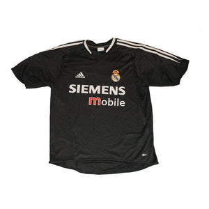 Football Shirt Collective 2004-05 Real Madrid Away Shirt (Excellent) M